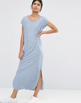 Selected Ivy Ancle Maxi Dress in Jersey