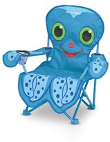 Melissa & Doug Toddler 'Flex Octopus' Personalized Folding Chair