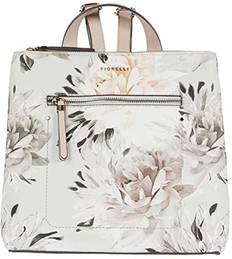 Fiorelli Finley Small Backpack (Windsor Floral) Backpack Bags