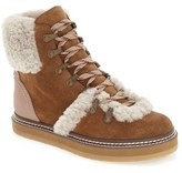 See by Chloe Women's 'Eileen' Genuine Shearling Boot