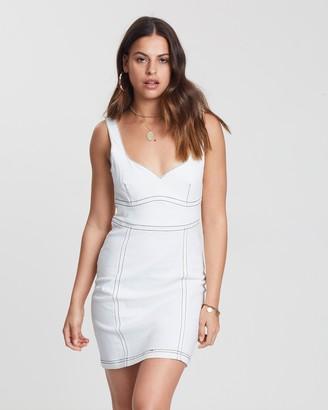 MinkPink Oversight Mini Dress
