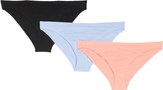 Honeydew Intimates Keagan Assorted 3-Pack Bikinis