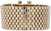 Givenchy Mesh Octagon Bracelet in Gold