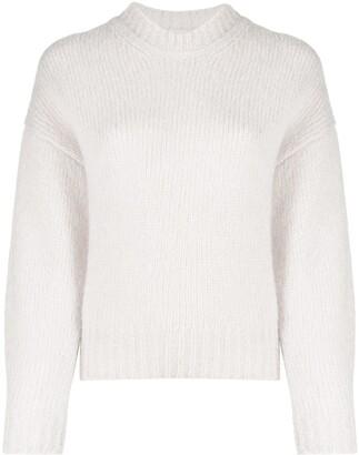 Isabel Marant Long-Sleeved Knitted Jumper