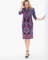 Chico's Paisley Print Dress
