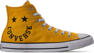 Converse Men's Chuck Taylor All Star Smile High Top Casual Shoes