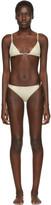 Off-White Rudi Gernreich Buckle Bikini