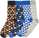 Jack and Jones Men's 4PK Jacpete ankle sock