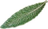 One Kings Lane Vintage Majolica Leaf Plate - The Emporium Ltd. - green