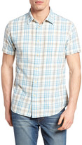 Grayers Bridge Plaid Sport Shirt