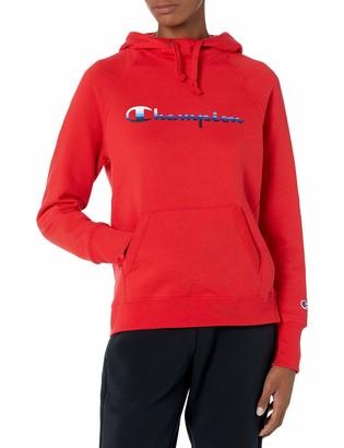 Champion Women's Powerblend Hooded Sweatshirt