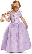 Disguise Rapunzel Zip-Up Princess Dress - Kids