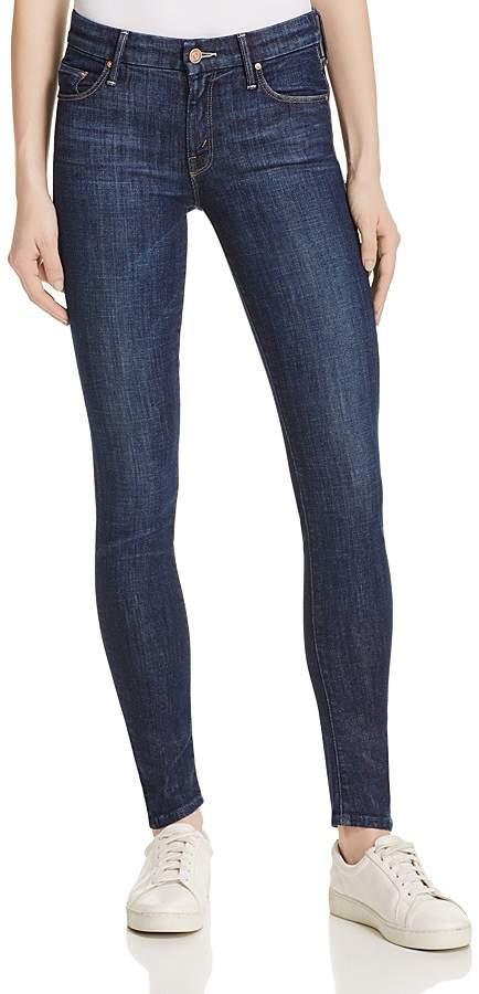 Mother The Looker Skinny Jeans in Clean Sweep
