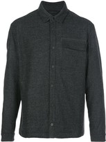 Aztech Mountain Sopris quilted overshirt
