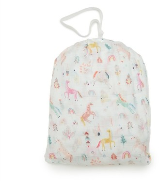 Loulou Lollipop Cribsheet - Unicorn Dream