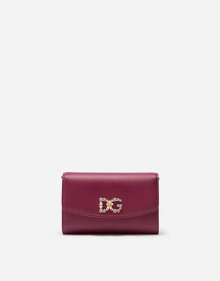 Dolce & Gabbana Dauphine Calfskin Minibag