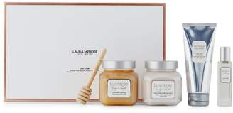 Laura Mercier 4-Piece Luxe Ultime Ambre Vanille Luxe Body Set