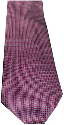 Patek Philippe \N Purple Silk Ties