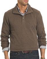 Van Heusen Long Sleeve Sweater Fleece