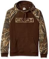 Cinch Men's Hooded Sweatshirt