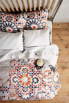 Anthropologie Zellige Quilt