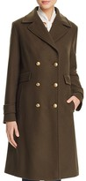 Basler Double-Breasted Military Officer Coat
