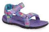 Teva Toddler Girl's 'Hurricane 3' Sport Sandal