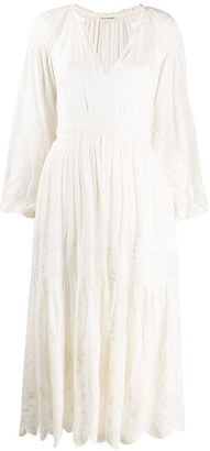 Ulla Johnson Bettina tiered dress