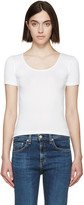 Rag & Bone White Melrose T-shirt