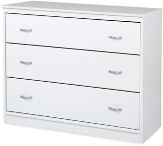 South Shore Mobby 3-Drawer Chest
