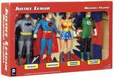 Toysmith DC Comics Justice League Bendable Action Figure Boxed Set