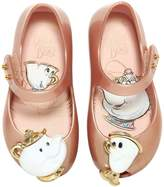 Mini Melissa Beauty & The Beast Melflex Shoes