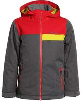 Ziener APLI JUN Snowboard jacket grey iron melange