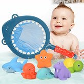 TraveT Treasures Baby Bath Toys for Toddlers Baby Bathtub Toy