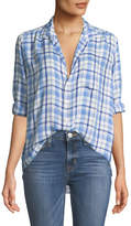 Frank And Eileen Eileen Plaid Long-Sleeve Button-Down Shirt