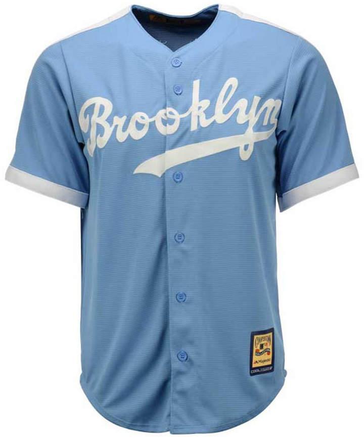 Majestic Men Brooklyn Dodgers Cooperstown Replica Jersey