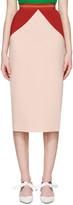 Roksanda Pink Arshan Skirt