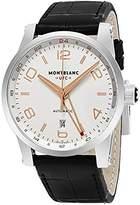 Montblanc Mont Blanc 109136 Timewalker GMT Men's Watch