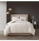 Thumbnail for your product : Natori Hanae White Comforter Set