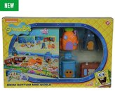 Simba SpongeBob SquarePants Mini Playsets World