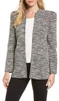 Halogen Puff Shoulder Knit Jacket