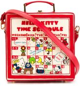 Olympia Le-Tan 'Time Schedule' shoulder bag