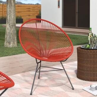 Bronx Bradley Acapulco Papasan Outdoor Chair Ivy