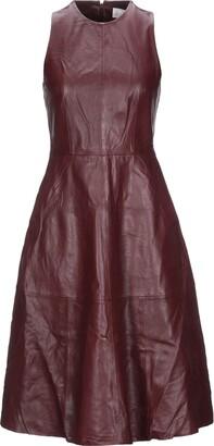 REMAIN Birger Christensen Knee-length dresses