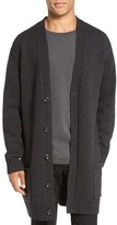 Vince Men's Wool Blend Cardigan Coat