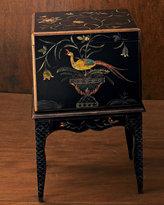 Peacock File Box