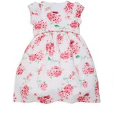 Laura Ashley Little Girl's Floral-Print Dress