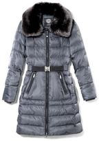Vince Camuto Belted Down Coat