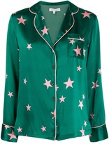 Chinti and Parker Star Print Pyjama Set