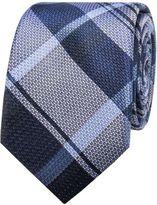 Ben Sherman Plaid Check Tie